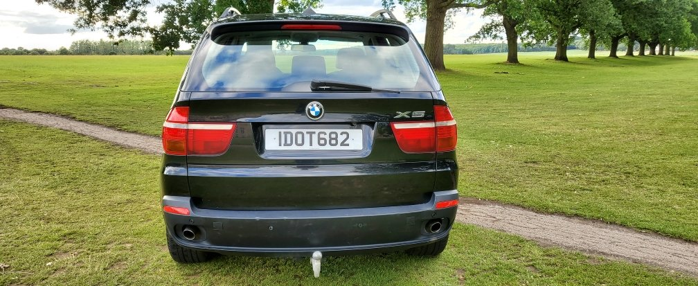 2008 LHD BMW X5 SPORT, 3.0d, X-drive, LEFT HAND DRIVE For Sale (picture 4 of 6)