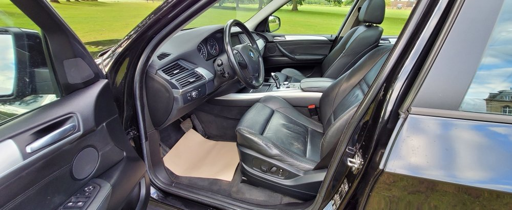 2008 LHD BMW X5 SPORT, 3.0d, X-drive, LEFT HAND DRIVE For Sale (picture 5 of 6)