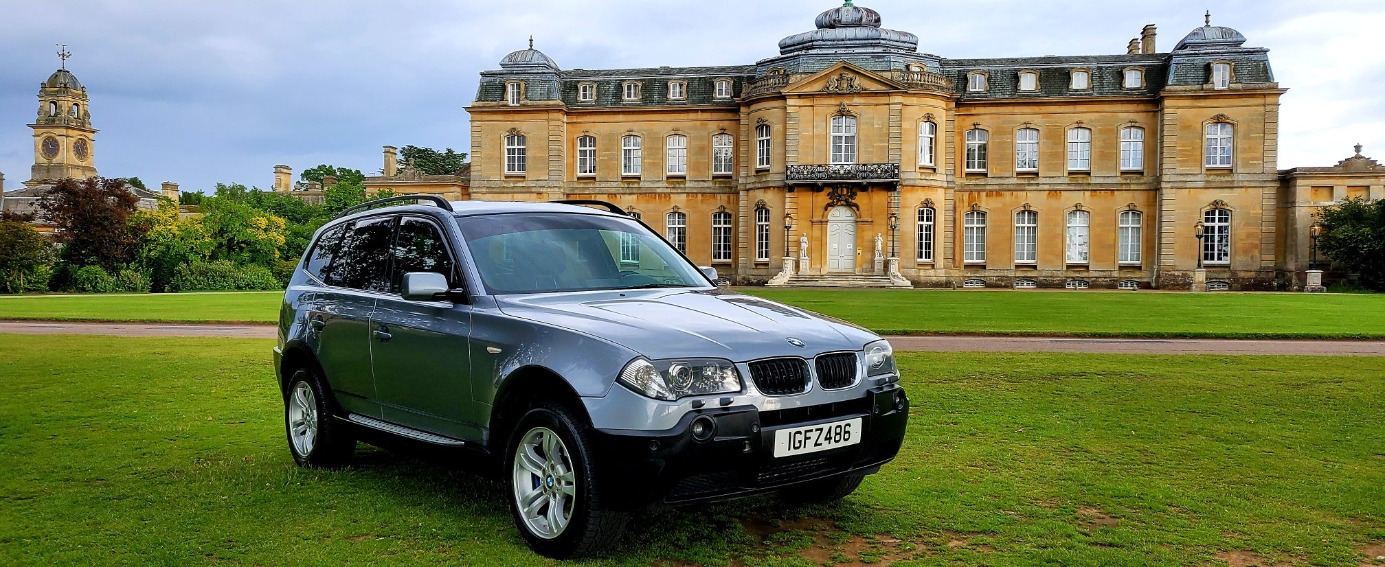 2004 LHD BMW X3, 3.0d Sport 5dr, Auto, Turbo,LEFT HAND DRIVE For Sale (picture 1 of 6)