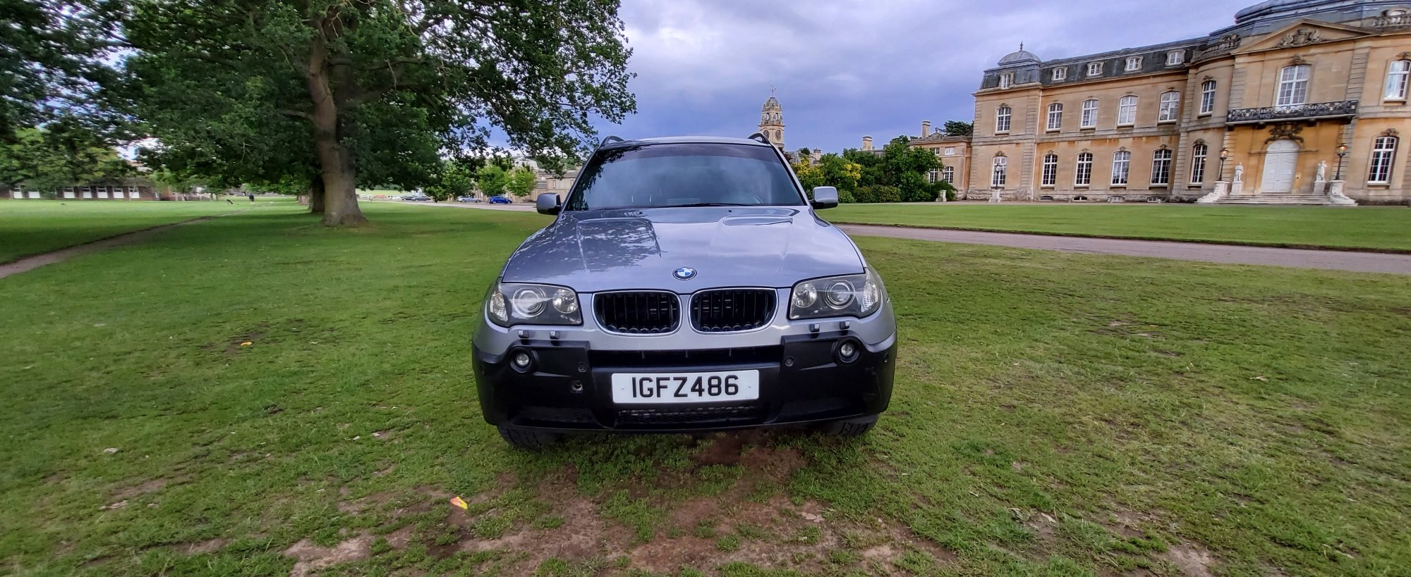 2004 LHD BMW X3, 3.0d Sport 5dr, Auto, Turbo,LEFT HAND DRIVE For Sale (picture 2 of 6)