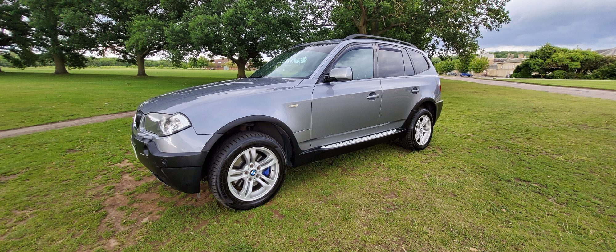 2004 LHD BMW X3, 3.0d Sport 5dr, Auto, Turbo,LEFT HAND DRIVE For Sale (picture 3 of 6)