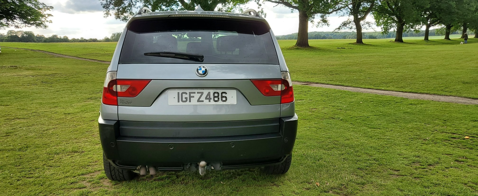 2004 LHD BMW X3, 3.0d Sport 5dr, Auto, Turbo,LEFT HAND DRIVE For Sale (picture 4 of 6)