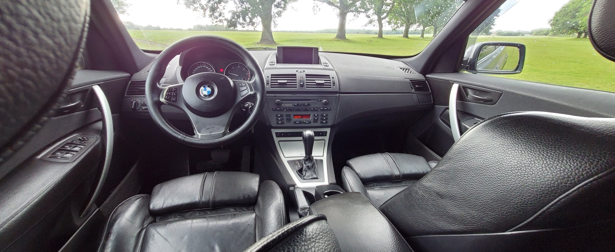 2004 LHD BMW X3, 3.0d Sport 5dr, Auto, Turbo,LEFT HAND DRIVE For Sale (picture 6 of 6)
