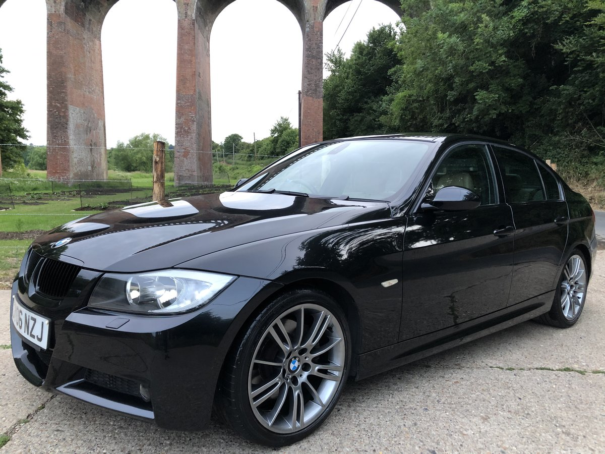 2006 *Now Sold* BMW 330i 'M' Sport Saloon | 62,000 Miles | For Sale (picture 2 of 6)