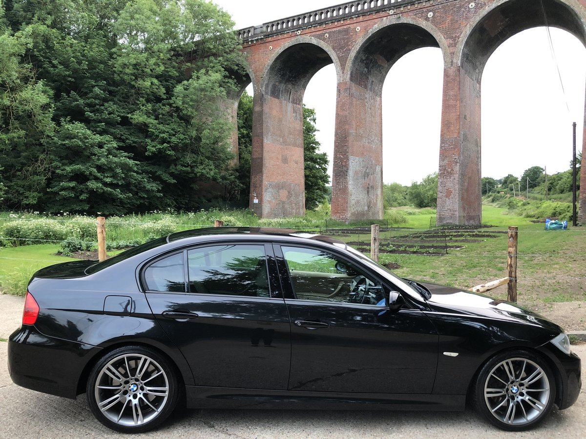 2006 *Now Sold* BMW 330i 'M' Sport Saloon | 62,000 Miles | For Sale (picture 3 of 6)