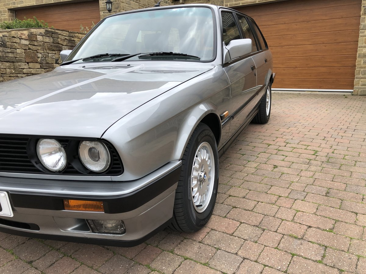 1988 E30 325i Manual Touring For Sale (picture 4 of 6)