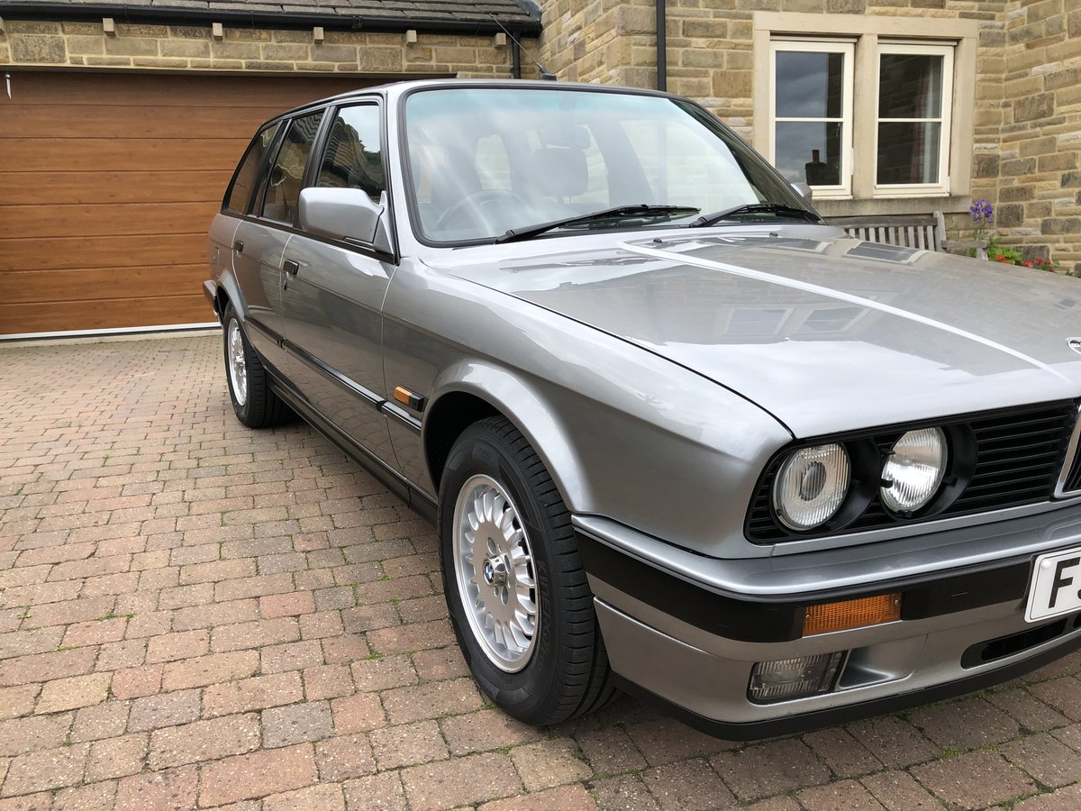 1988 E30 325i Manual Touring For Sale (picture 6 of 6)