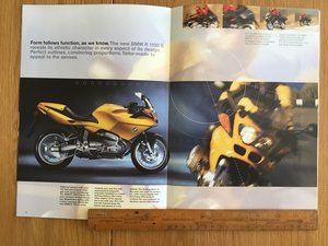 2005 BMW R1100S brochure For Sale