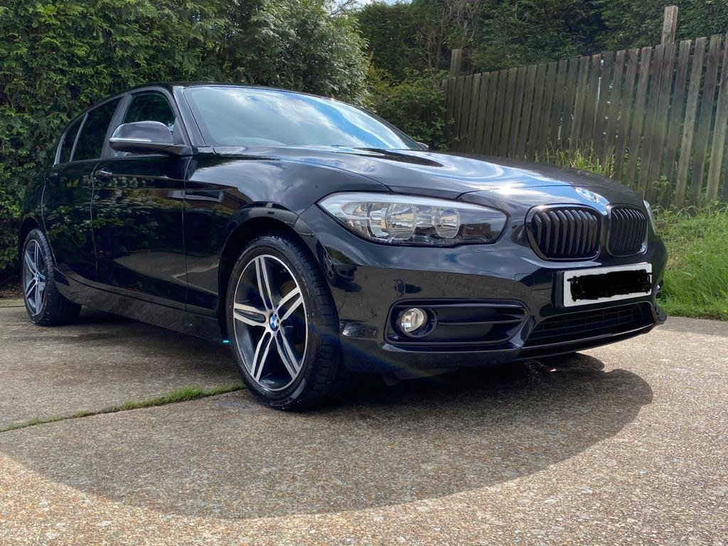 2015 (65) BMW 118i Sport 1.5 Turbo For Sale (picture 1 of 6)