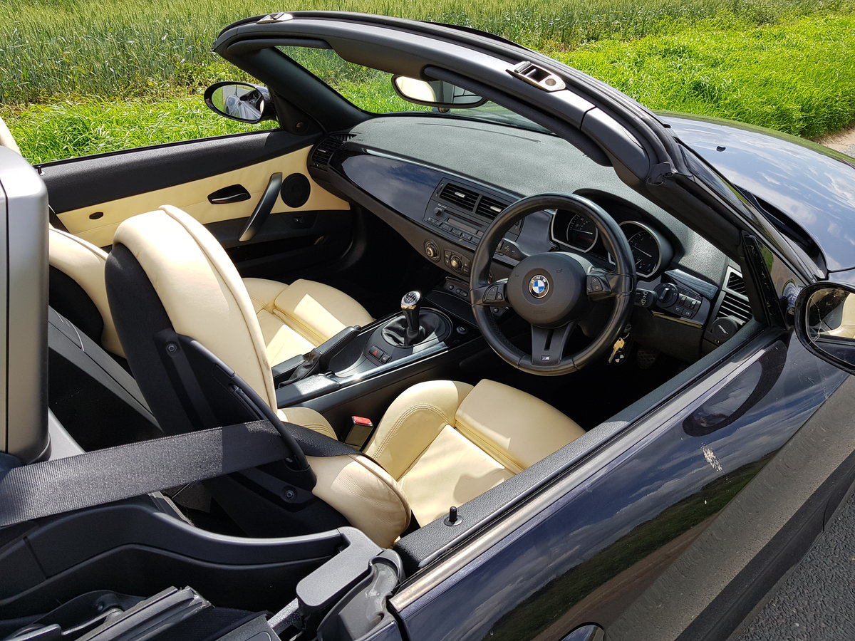 2006 BMW Z4 2.5 SI M sport For Sale (picture 2 of 5)