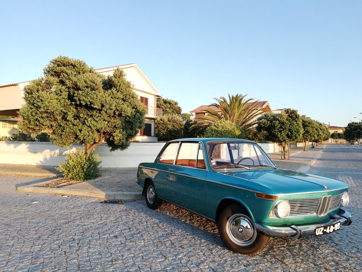 1968 BMW 1600 -2 Excelent condition For Sale (picture 1 of 6)