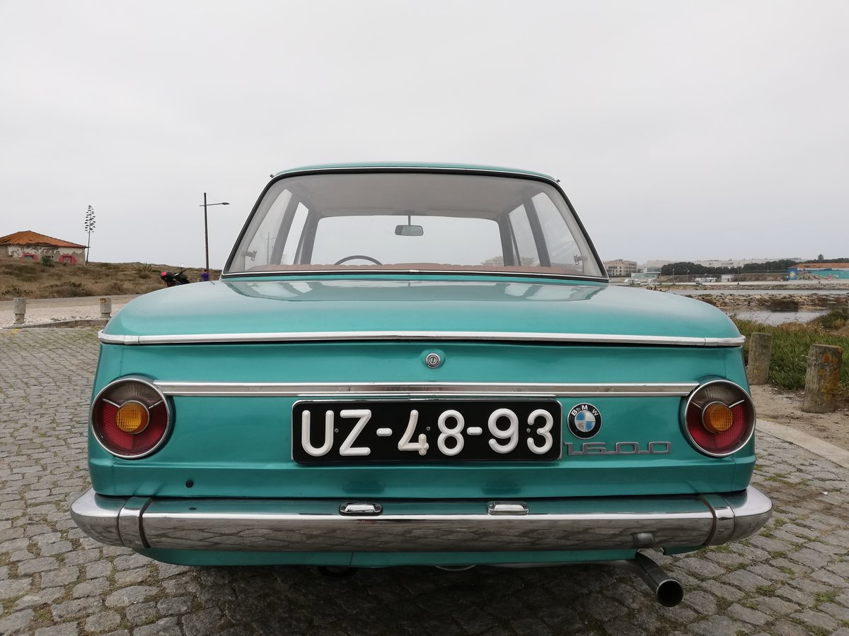 1968 BMW 1600 -2 Excelent condition For Sale (picture 3 of 6)