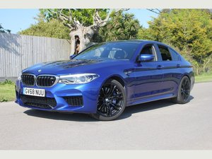 BMW M5 4.4 V8 Steptronic xDrive (s/s) 4dr EXHAUST, HARMON KA