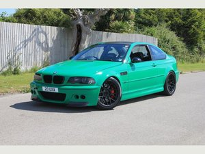 BMW M3 3.2 2dr HUGE SPEC TRACK/ROAD WEAPON!