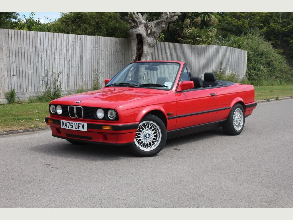 1993 BMW 3 Series 1.8 318i Lux eDrive 2dr 1 FORMER KEEPER, IMMACU For Sale (picture 1 of 1)