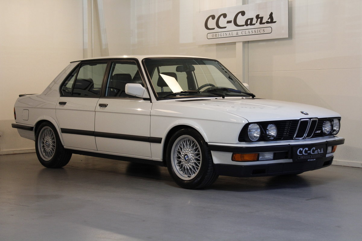 1986 BMW M5 E28 For Sale (picture 1 of 6)