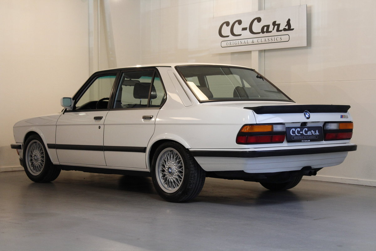 1986 BMW M5 E28 For Sale (picture 2 of 6)