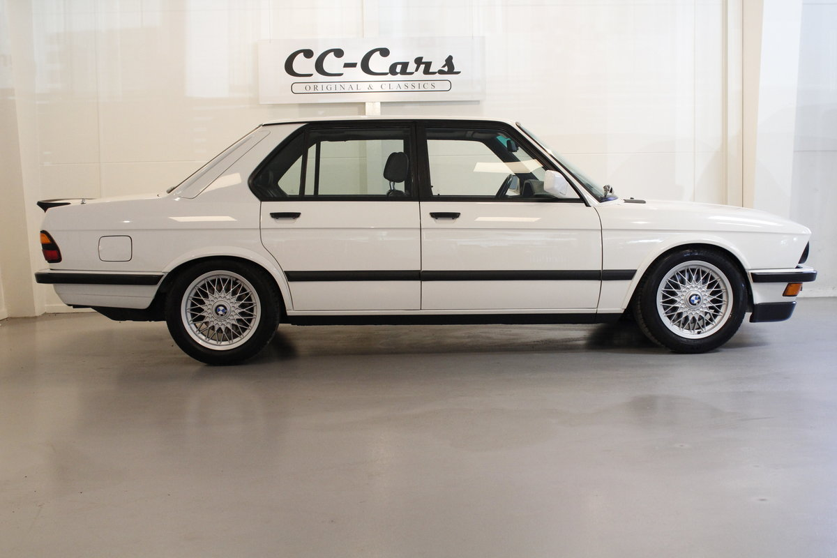 1986 BMW M5 E28 For Sale (picture 3 of 6)