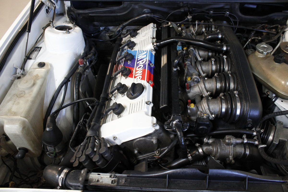 1986 BMW M5 E28 For Sale (picture 5 of 6)