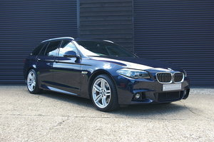 2014 BMW F10 535d M-Sport Touring 5dr Automatic (52,500 miles) SOLD