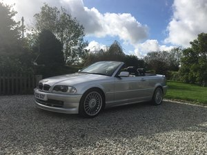 BMW ALPINA B3, 3.3, convertible, rare car