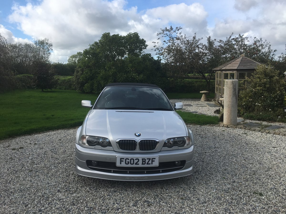 2002 BMW ALPINA B3, 3.3, convertible, rare car For Sale (picture 6 of 6)