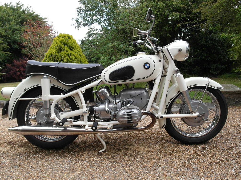 1958 BMW R60 SOLD (picture 2 of 6)