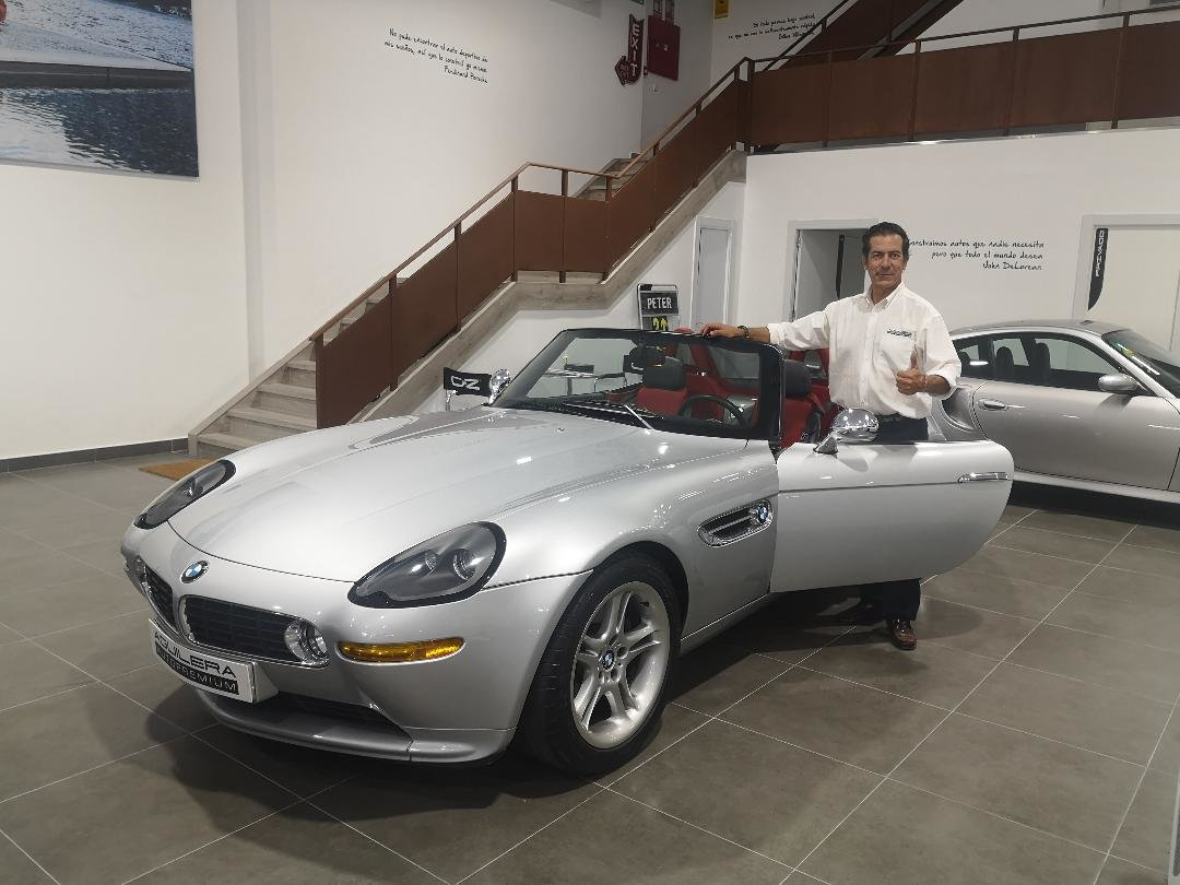 2000 BMW Z8 Good opportunity in Spain For Sale (picture 1 of 1)