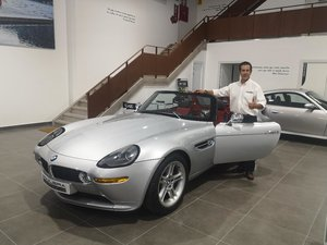 BMW Z8 Good opportunity in Spain