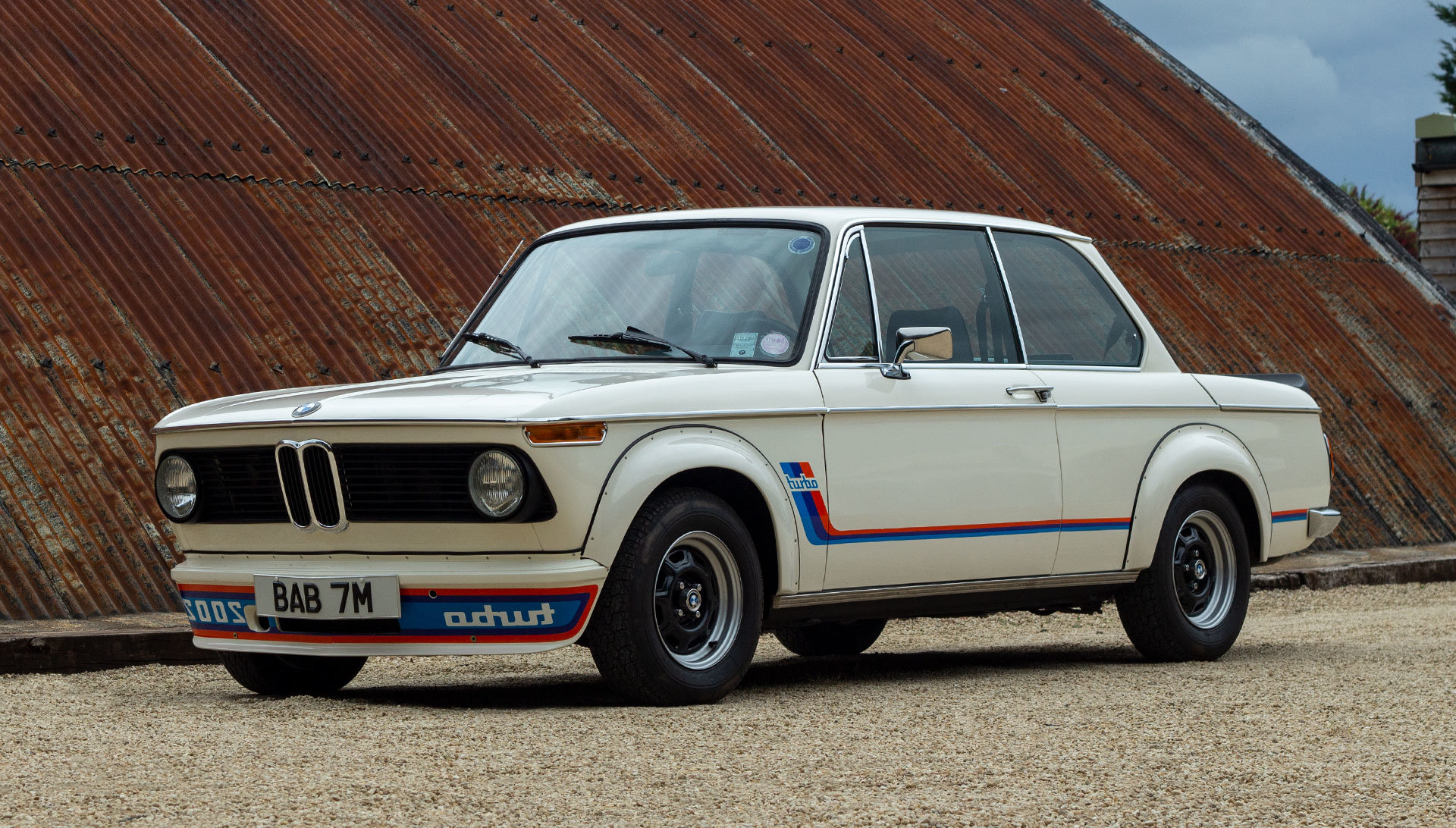 1974 BMW 2002 Turbo For Sale (picture 1 of 24)