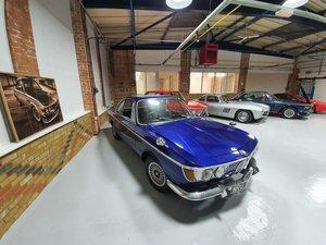 1968 BMW 2000CS New Class Coupés