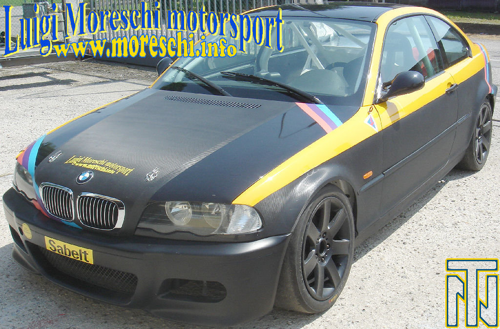 2008 BMW M3 TD E46 Gr N For Sale (picture 6 of 6)
