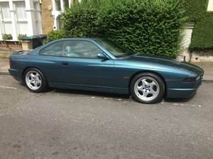 1998 BMW 840ci Superb rust-free low mileage example