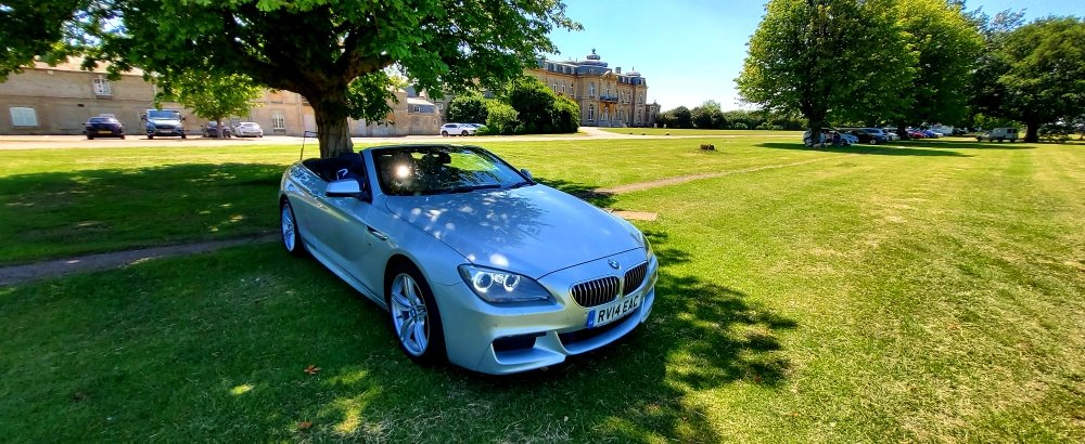 2014 BMW 640D 'M' Sport, Convertible  For Sale (picture 1 of 6)