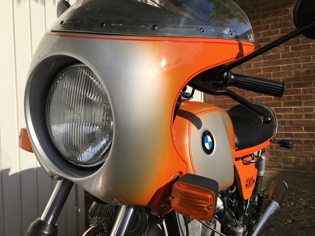 1975 BMW R90S SOLD (picture 2 of 6)