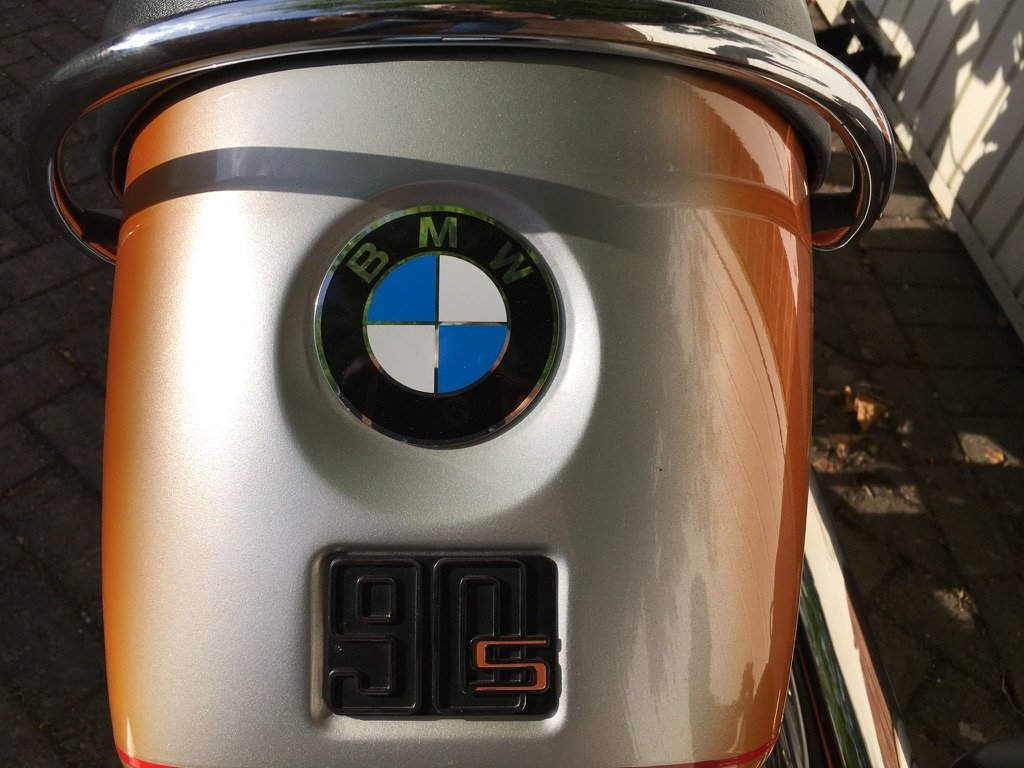 1975 BMW R90S SOLD (picture 6 of 6)