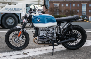 1979 BMW R65 (R80 Engine)