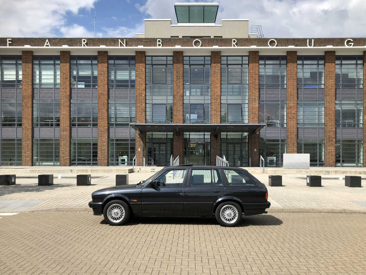 1994 E30 touring 318i SOLD (picture 1 of 6)