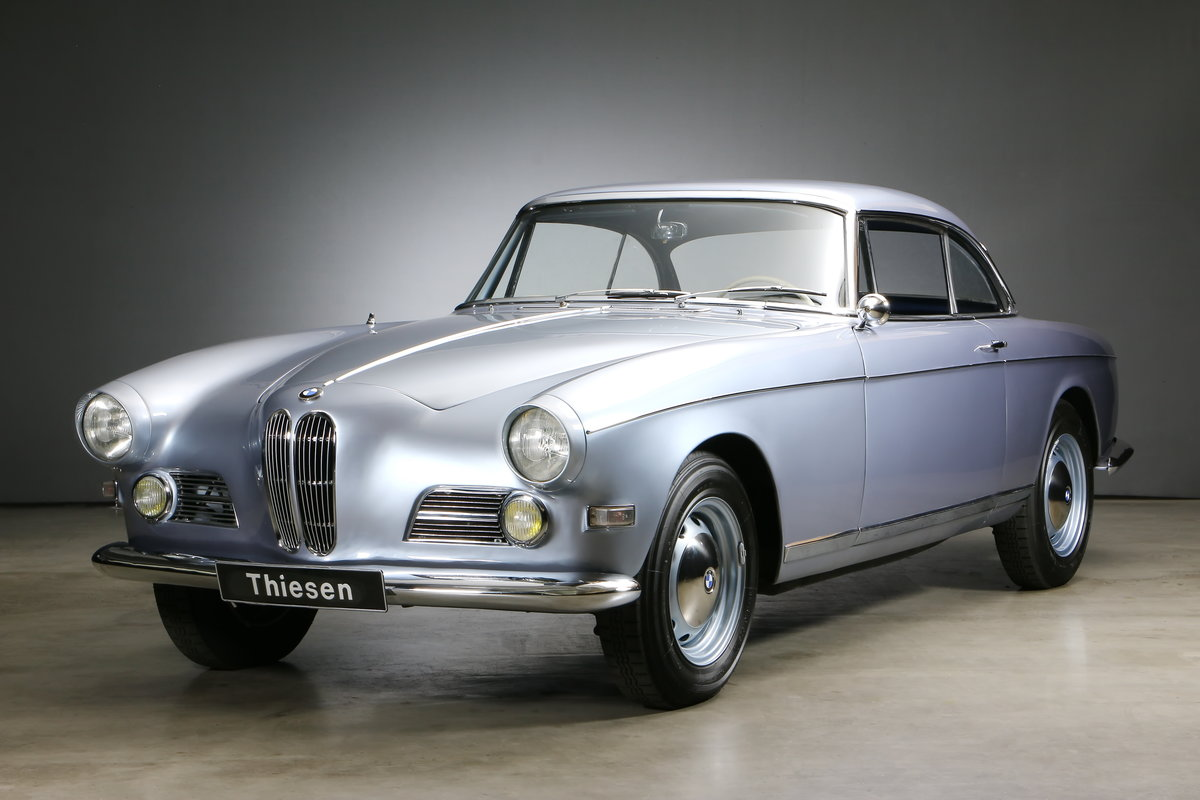 1958 BMW 503 Coupé Series II For Sale (picture 1 of 6)