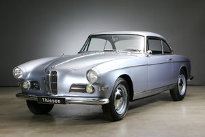 1958 BMW 503 Coupé Series II