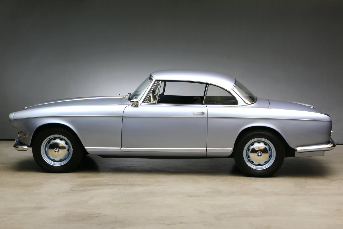 1958 BMW 503 Coupé Series II For Sale (picture 2 of 6)