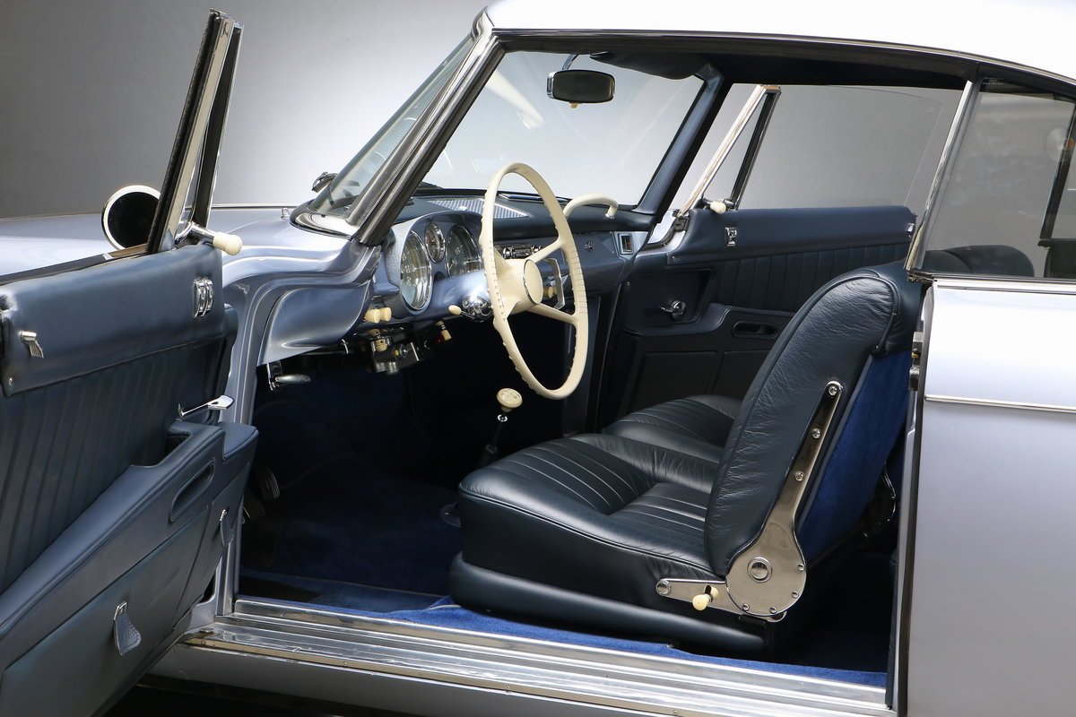 1958 BMW 503 Coupé Series II For Sale (picture 4 of 6)