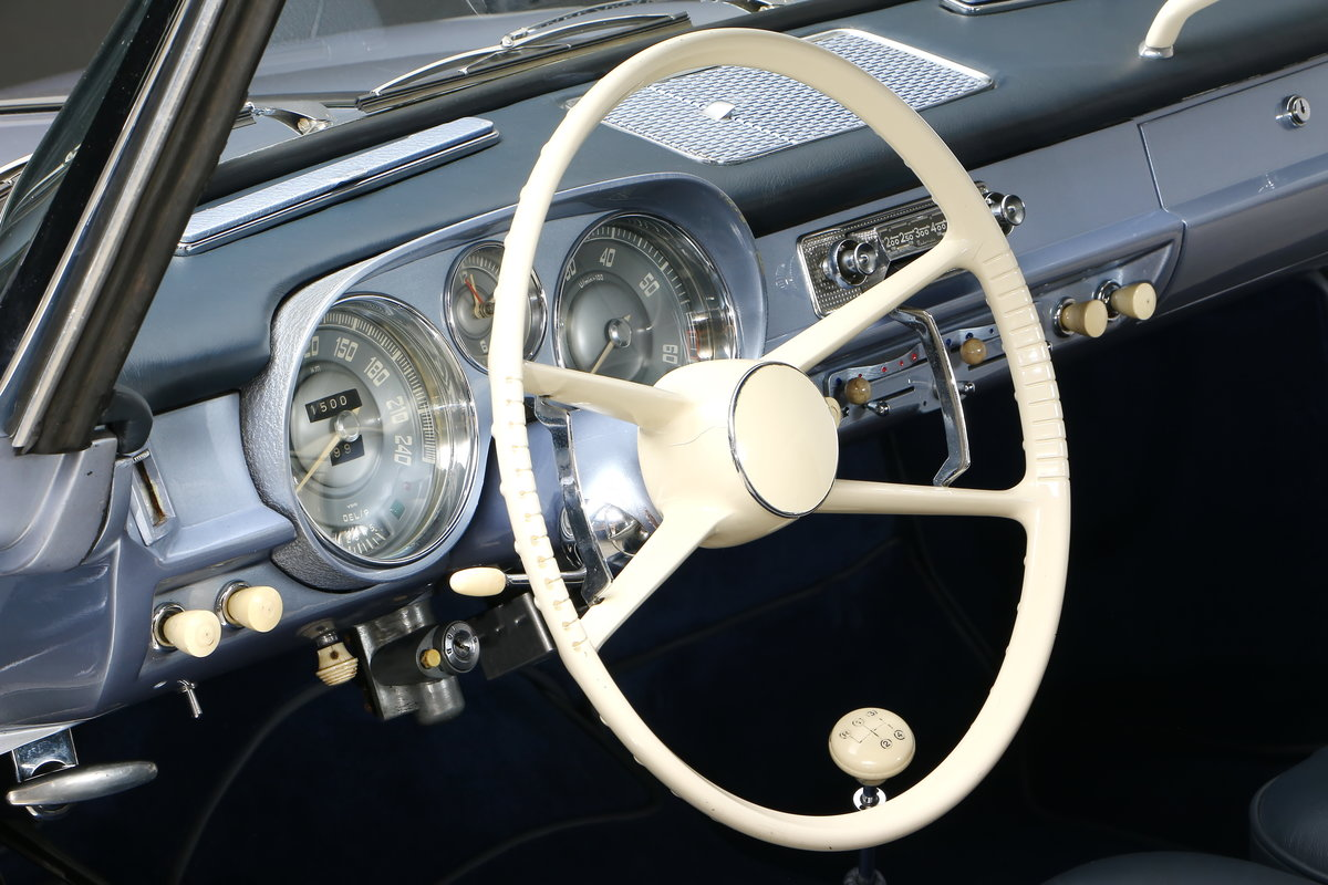 1958 BMW 503 Coupé Series II For Sale (picture 5 of 6)