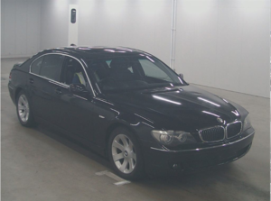 2005 BMW 7 SERIES 740i SALOON * ONLY 13111 MILES * NASCA BLACK For Sale