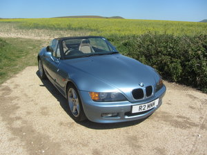 1997 BMW Z3 Manual For Sale