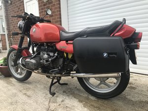 1991 BMW R80 monoshock. For Sale