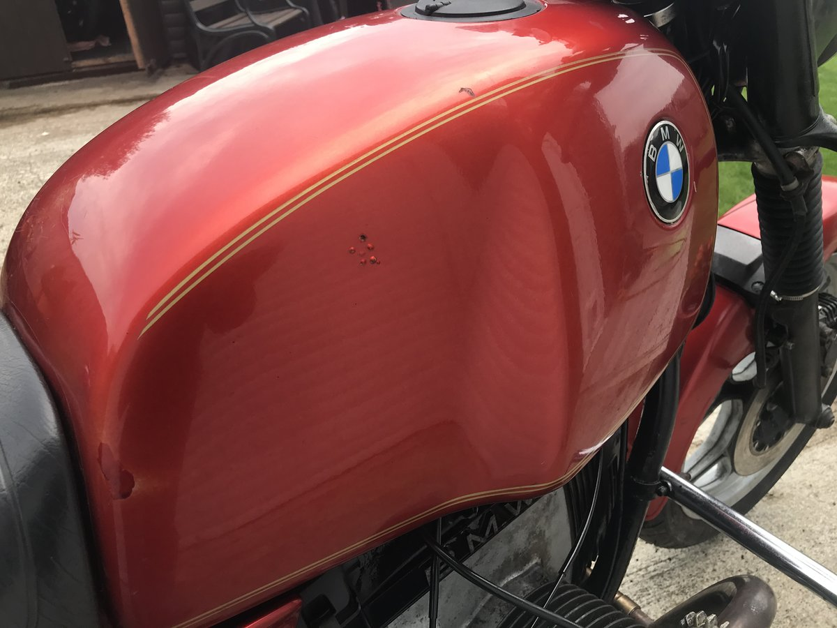 1991 BMW R80 monoshock. For Sale (picture 4 of 6)