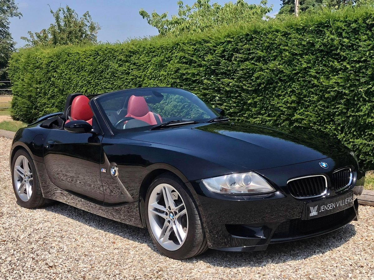 2006 BMW Z4 M Roadster **Collector Owned, Premium Sound Upgrade** SOLD (picture 1 of 6)