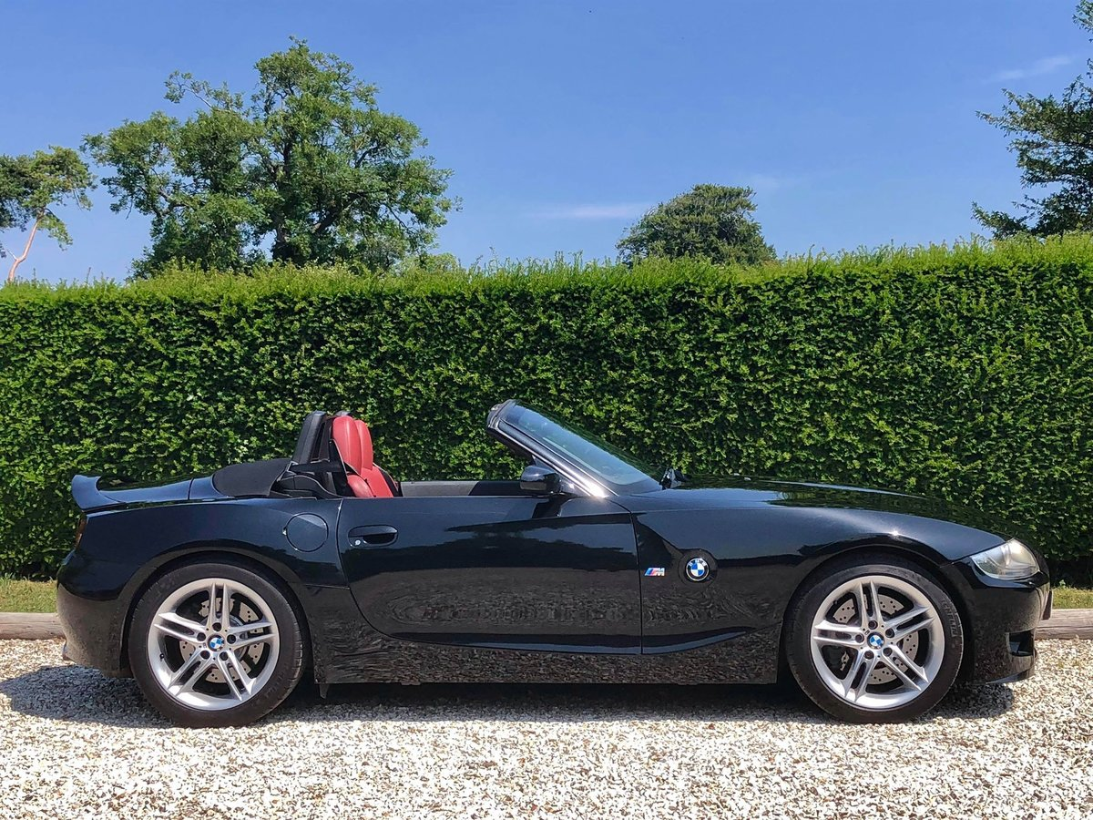 2006 BMW Z4 M Roadster **Collector Owned, Premium Sound Upgrade** SOLD (picture 2 of 6)