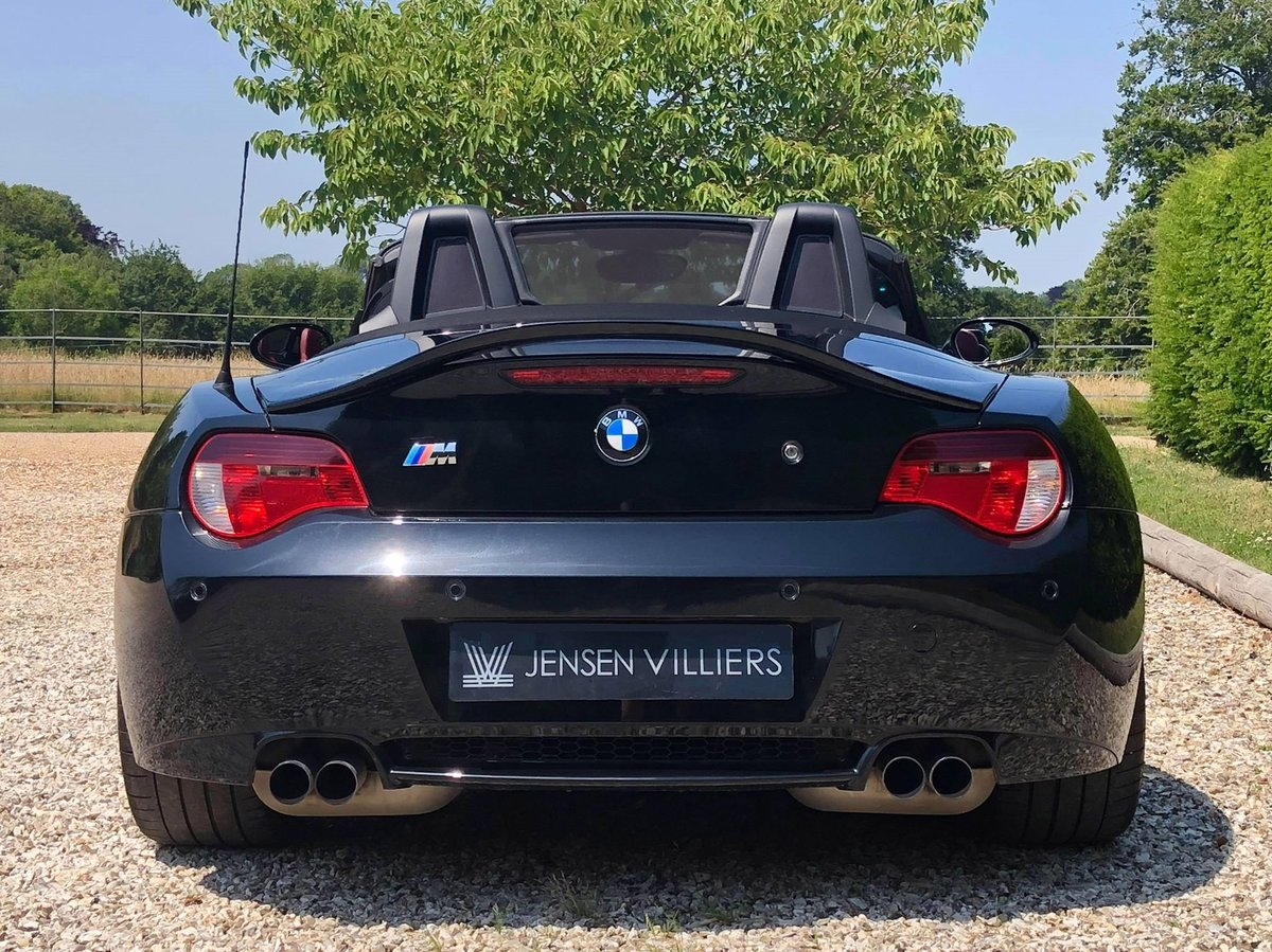 2006 BMW Z4 M Roadster **Collector Owned, Premium Sound Upgrade** SOLD (picture 6 of 6)